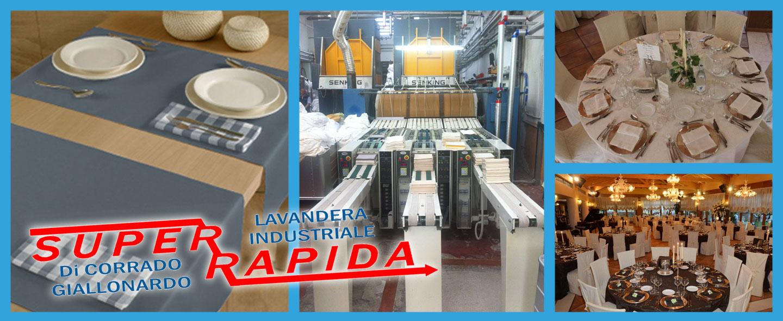 Super Rapida - Lavanderia Industriale
